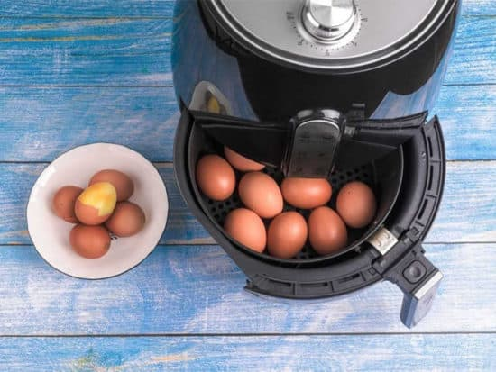 Cook Eggs Easily with Phillips Air Fryer