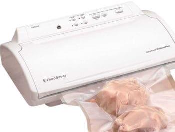 Food Saver Game Saver Deluxe Vacuum Sealing Kit