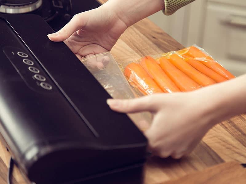 Food Saver Vacuum Sealing