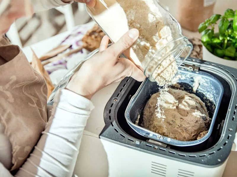 The best bread machine saves your time and effort