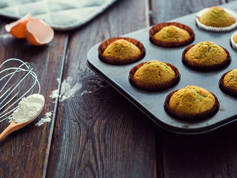 Muffins Tray