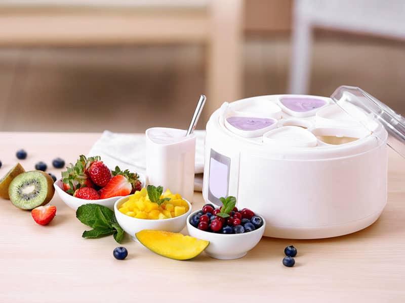 Yogurt Maker Ingredients on Kitchen