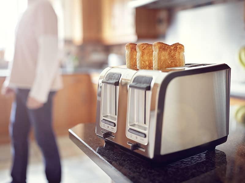 Toasted Bread Man Kitchen