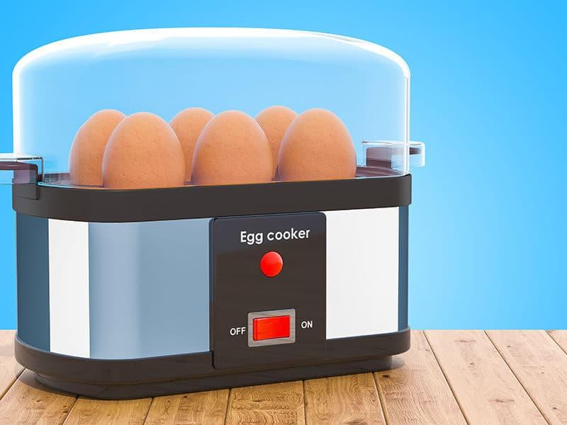 Egg Cooker Boiler