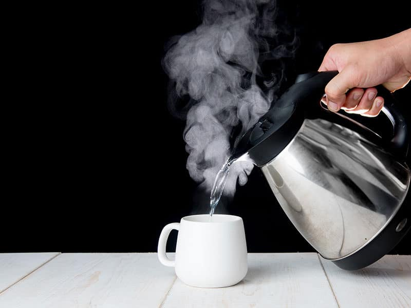 Electric Kettle for Coffee