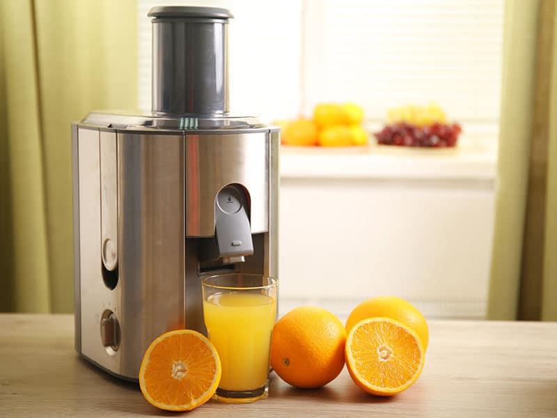 Juicer Orange Juice