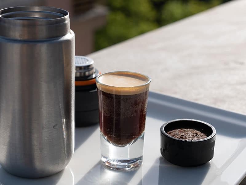 Portable Espresso Makers Delicious