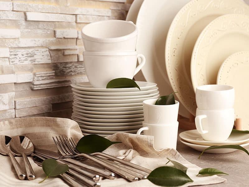 Set Rustic Dinnerware