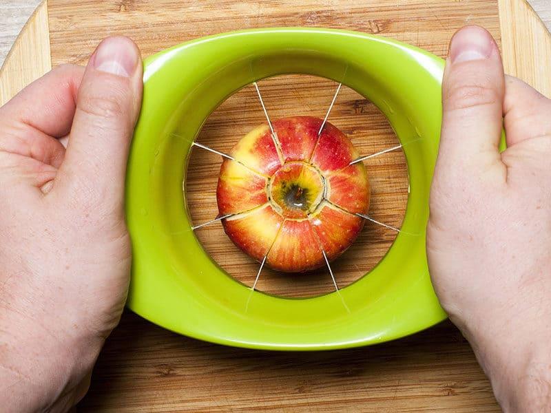 Cutting Apple Cutter