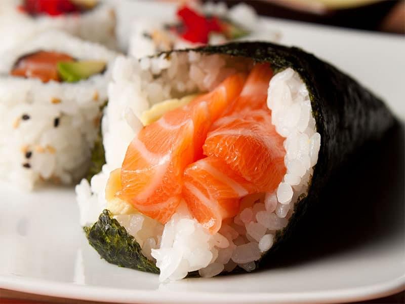 Japanese Cuisine Temaki