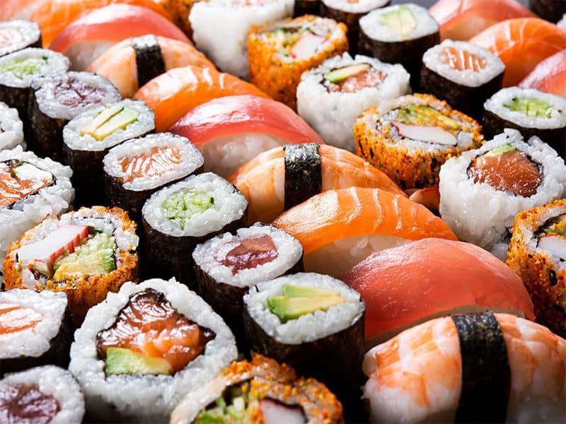 Japanese Sushi Food Maki