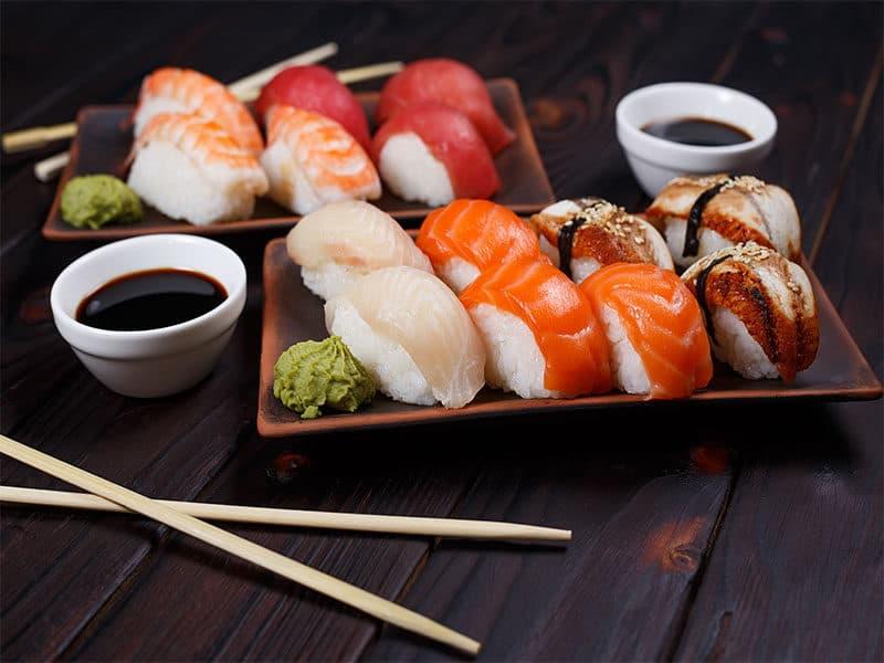 Nigiri Sushi Traditional