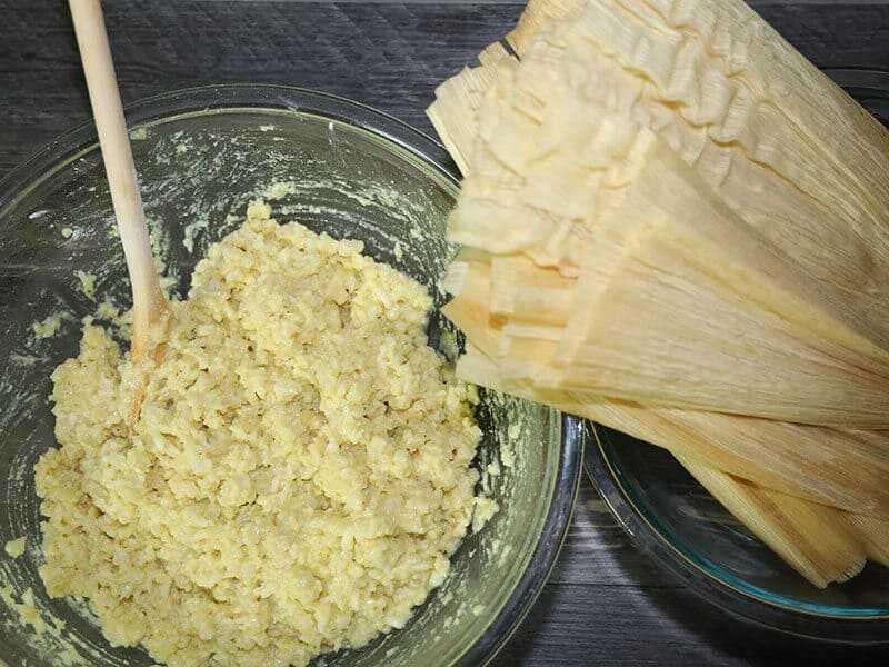 Masa Dough